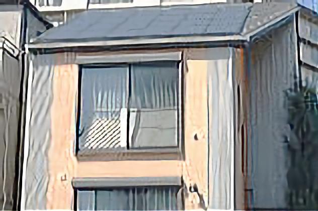 「太陽光発電のエコの家」